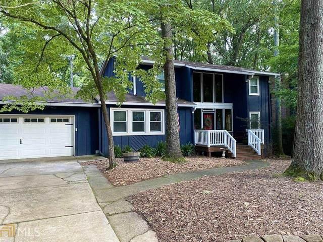 2135 Six Branches Dr #54, Roswell, GA 30076 (MLS #9012483) :: Scott Fine Homes at Keller Williams First Atlanta