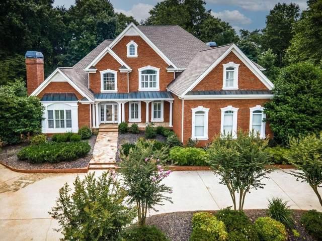 3525 Lake Breeze Lane, Gainesville, GA 30506 (MLS #9012541) :: Rettro Group