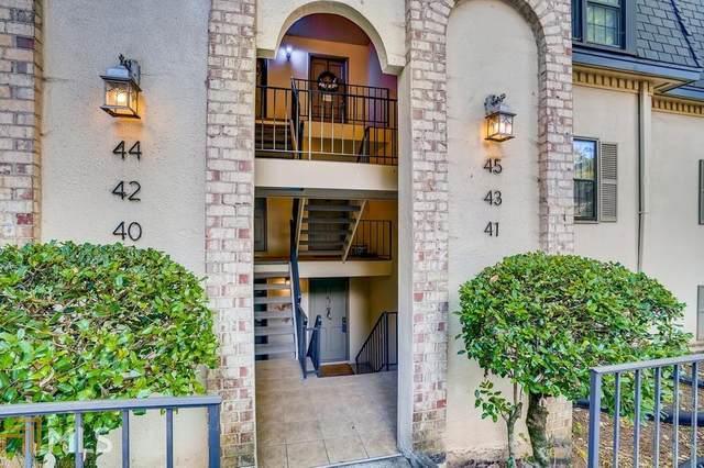 41 Chaumont Nw, Atlanta, GA 30327 (MLS #9012697) :: Bonds Realty Group Keller Williams Realty - Atlanta Partners