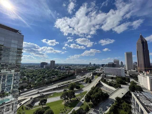400 W Peachtree Street NW #2303, Atlanta, GA 30308 (MLS #9012699) :: Statesboro Real Estate