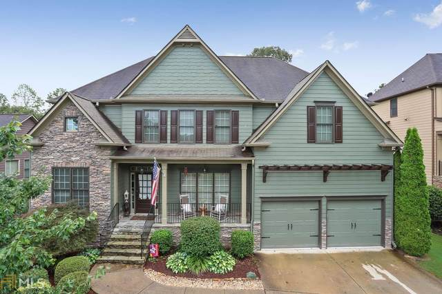 1021 Towne Mill Xing, Canton, GA 30114 (MLS #9013411) :: Crown Realty Group