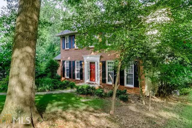 9147 Branch Valley, Roswell, GA 30076 (MLS #9013585) :: Grow Local