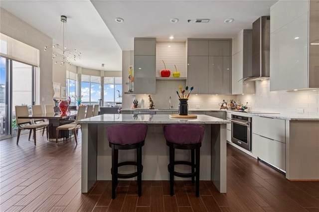 285 Centennial Olympic Park Drive NW Penthouse 2.4-2, Atlanta, GA 30313 (MLS #9013675) :: Statesboro Real Estate