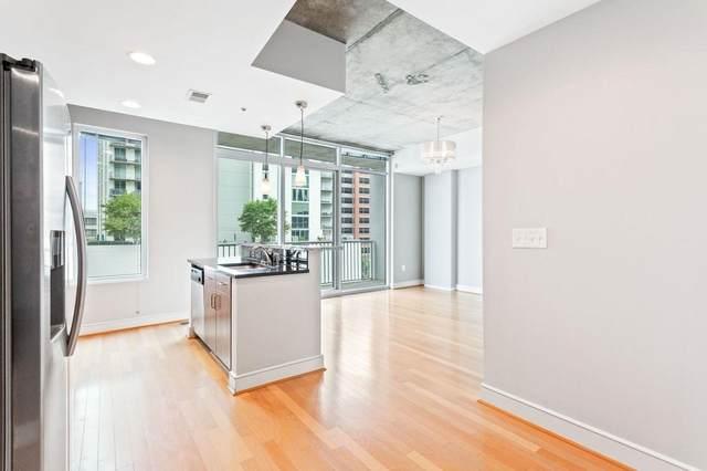 44 Peachtree Place NW #927, Atlanta, GA 30309 (MLS #9014280) :: Anderson & Associates