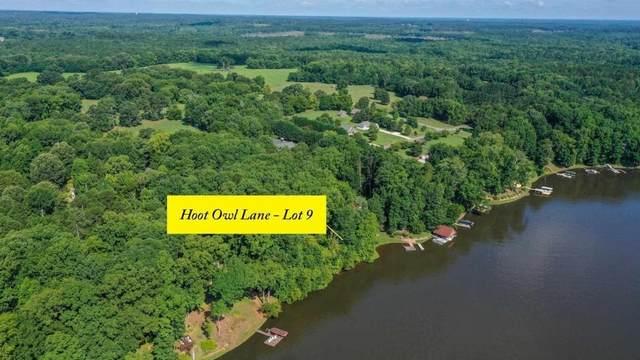 0 Hoot Owl Lane Lot 9, Eatonton, GA 31024 (MLS #9015957) :: Maximum One Realtor Partners