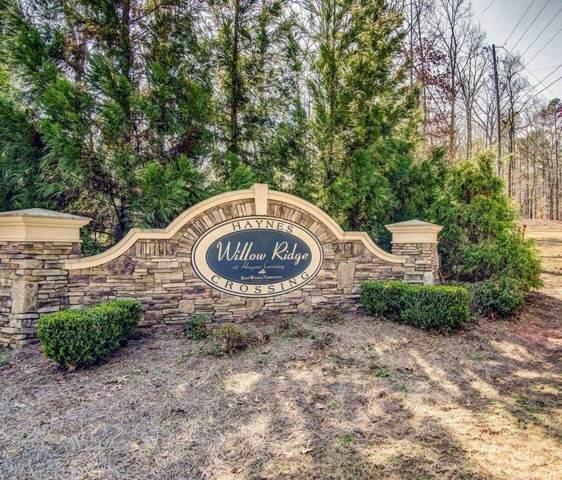 127 Spring Lake Trail, White, GA 30184 (MLS #9016016) :: Rettro Group