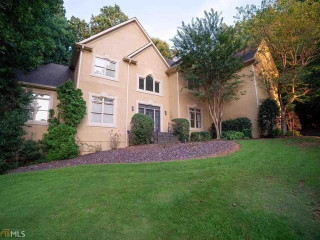 4500 River Mansions Trce, Berkeley Lake, GA 30096 (MLS #9016143) :: Tim Stout and Associates