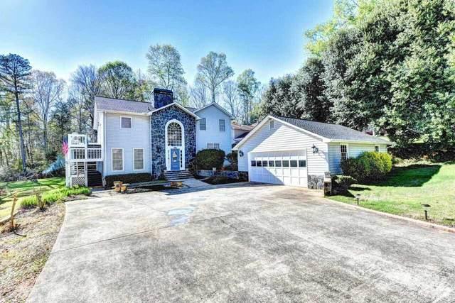 198 Overlook Circle, Dawsonville, GA 30534 (MLS #9016171) :: Athens Georgia Homes