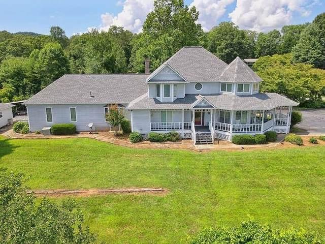 249 Ivy Knob Lane, Hayesville, NC 28904 (MLS #9016725) :: RE/MAX Eagle Creek Realty