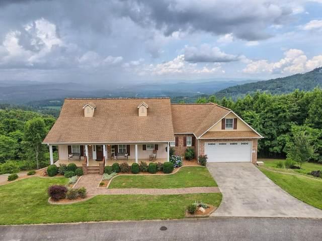 237 Terrace Lane, Blairsville, GA 30512 (MLS #9016821) :: Crown Realty Group