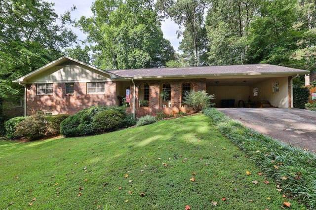 4861 Alpine Drive, Lilburn, GA 30047 (MLS #9017384) :: Bonds Realty Group Keller Williams Realty - Atlanta Partners