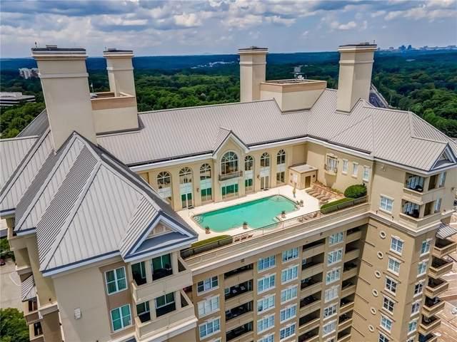 3334 NE Peachtree Road #901, Atlanta, GA 30326 (MLS #9017559) :: Crown Realty Group