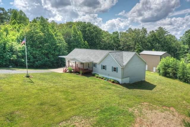 214 Old Mill Pond Road, Mineral Bluff, GA 30559 (MLS #9017606) :: AF Realty Group