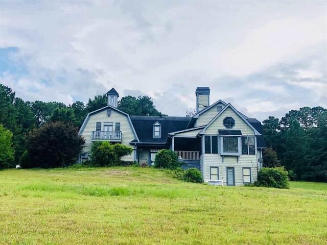 382 Grant Road, Brooks, GA 30205 (MLS #9017795) :: Anderson & Associates