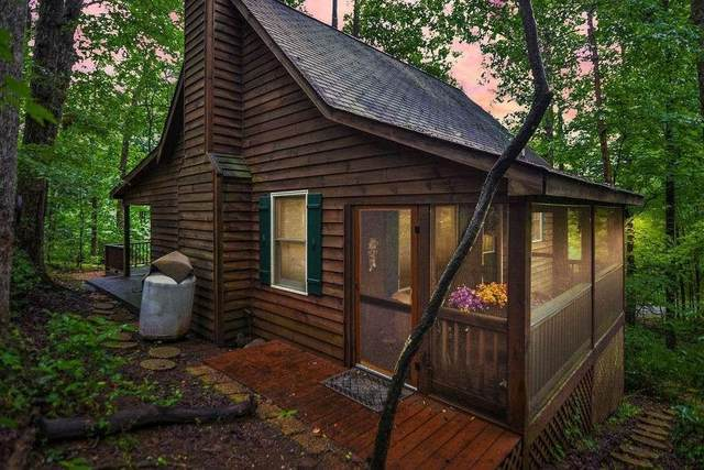 335 Magnolia Drive, Sautee Nacoochee, GA 30571 (MLS #9018088) :: Houska Realty Group