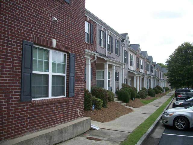 2555 Flat Shoals #603, Atlanta, GA 30349 (MLS #9018611) :: Cindy's Realty Group