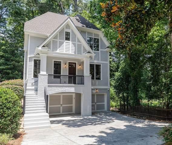 654B Timm Valley Road NE, Atlanta, GA 30305 (MLS #9018831) :: EXIT Realty Lake Country