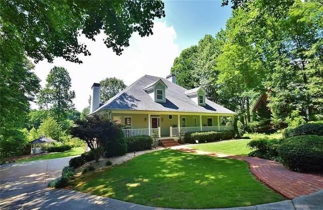 4815 Upper Berkshire Road, Flowery Branch, GA 30542 (MLS #9019062) :: HergGroup Atlanta