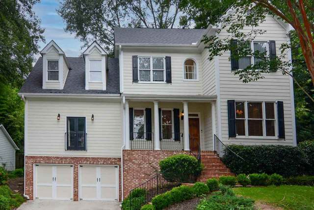 1206 Thornwell Drive, Brookhaven, GA 30319 (MLS #9019237) :: The Heyl Group at Keller Williams