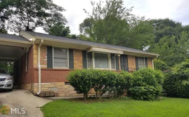 816 NW Gertrude Pl, Atlanta, GA 30318 (MLS #9019588) :: Crown Realty Group
