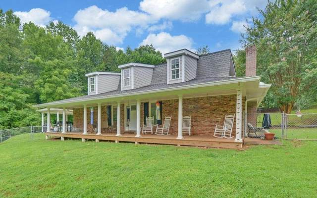 6025 Fair Haven Hill Road, Gainesville, GA 30506 (MLS #9019766) :: Houska Realty Group