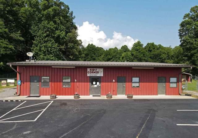 168 Upper Peachtree Road, Murphy, NC 28906 (MLS #9020188) :: Crown Realty Group