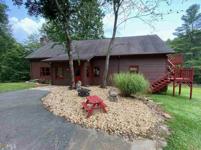 360 Old Henry Kinsey Wagon Rd., Cleveland, GA 30528 (MLS #9020201) :: Regent Realty Company