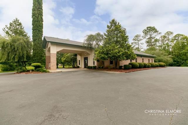 201 Avera Drive, Fort Valley, GA 31030 (MLS #9020302) :: Rettro Group