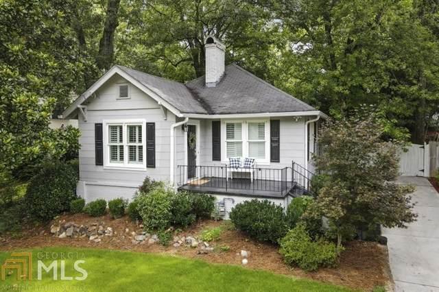 2034 Fairhaven Cir, Atlanta, GA 30305 (MLS #9020322) :: Scott Fine Homes at Keller Williams First Atlanta