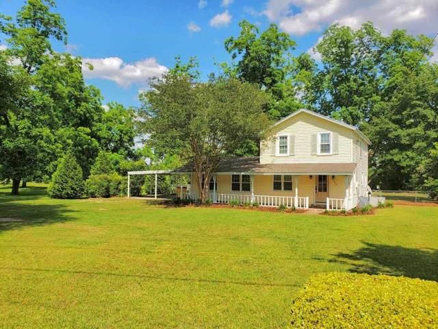 306 Dixie Street, Brooklet, GA 30415 (MLS #9020364) :: Statesboro Real Estate
