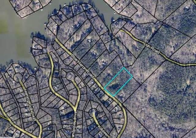 0 Blue Heron #7, Monticello, GA 31064 (MLS #9020400) :: Crown Realty Group