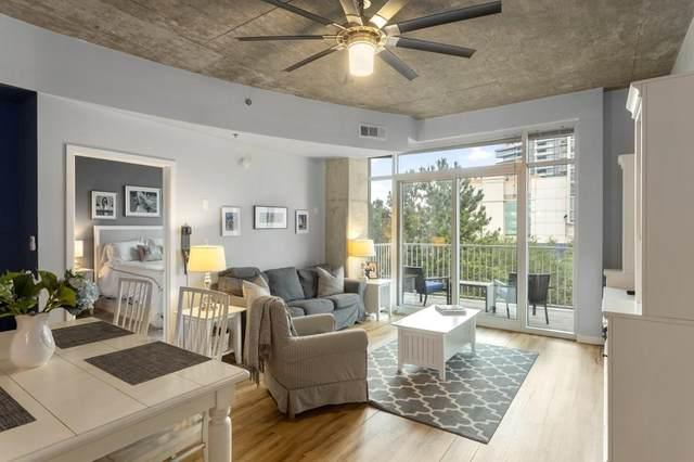250 Pharr Road NE #605, Atlanta, GA 30305 (MLS #9020735) :: Statesboro Real Estate