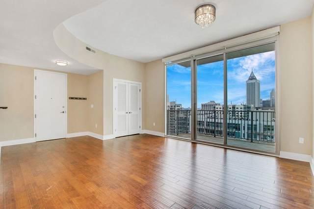 20 10th Street NW #2205, Atlanta, GA 30309 (MLS #9021153) :: Houska Realty Group