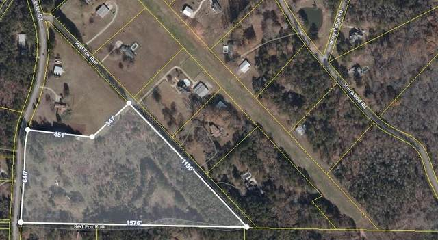 538 Lester Road, Fayetteville, GA 30215 (MLS #9021255) :: Athens Georgia Homes