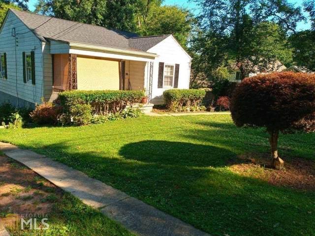 40 NE Lakeview Dr, Atlanta, GA 30317 (MLS #9021376) :: Crown Realty Group
