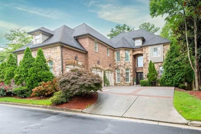601 Darlington Commons Court NE, Atlanta, GA 30305 (MLS #9021480) :: EXIT Realty Lake Country