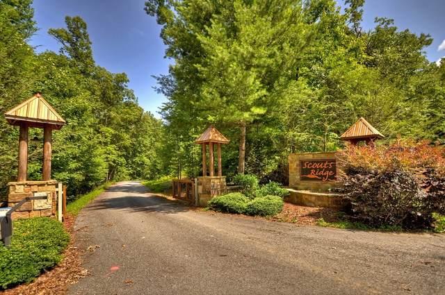 0 Scouts Ridge #20, Morganton, GA 30560 (MLS #9022083) :: Maximum One Realtor Partners