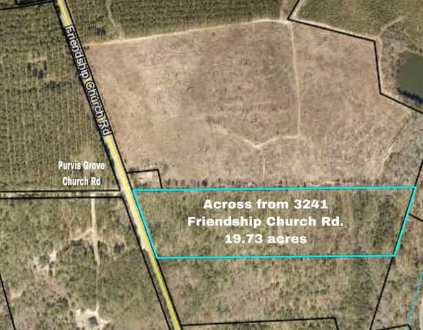0 Friendship Church Road, Bartow, GA 30413 (MLS #9022106) :: Cindy's Realty Group