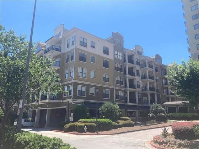 799 Hammond Drive #228, Sandy Springs, GA 30328 (MLS #9022354) :: Anderson & Associates