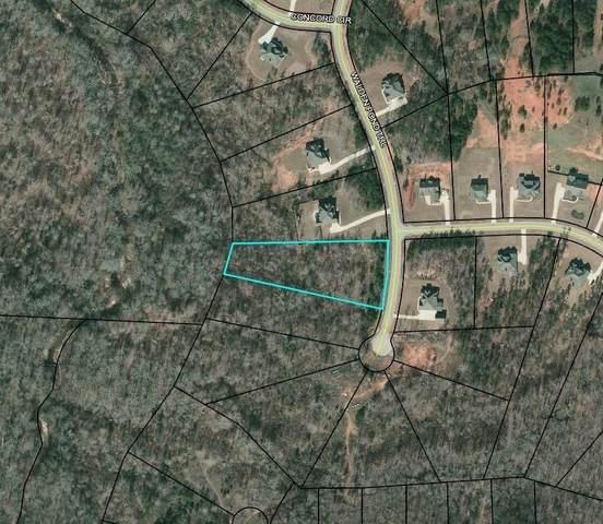 0 Walden Pond Trail #37, Senoia, GA 30276 (MLS #9022376) :: Athens Georgia Homes