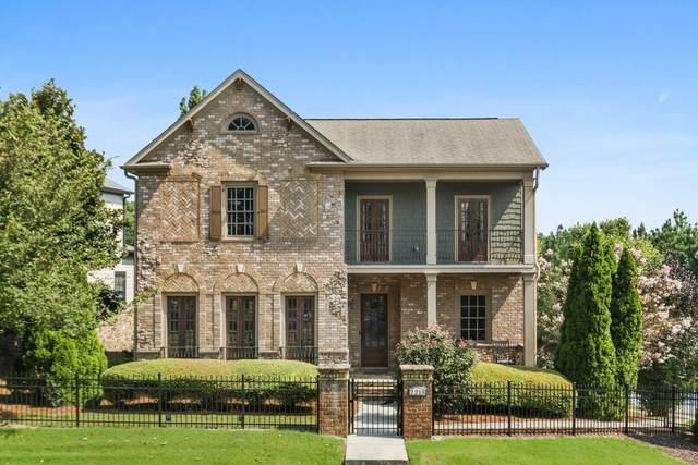 2215 SE Church Road, Smyrna, GA 30080 (MLS #9022776) :: Crown Realty Group