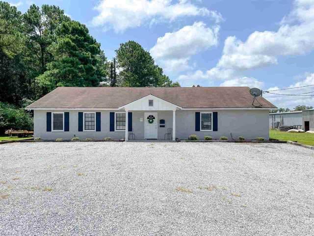 166 Industrial Drive, Zebulon, GA 30295 (MLS #9022799) :: HergGroup Atlanta