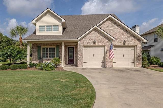 162 Country Club, St. Simons, GA 31522 (MLS #9022809) :: The Realty Queen & Team