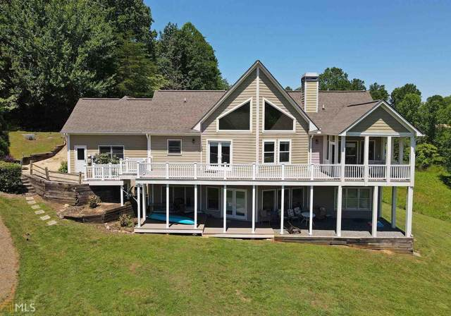 861 Ginger Ln Tr 6 & 6A, Hiawassee, GA 30546 (MLS #9022905) :: Anderson & Associates