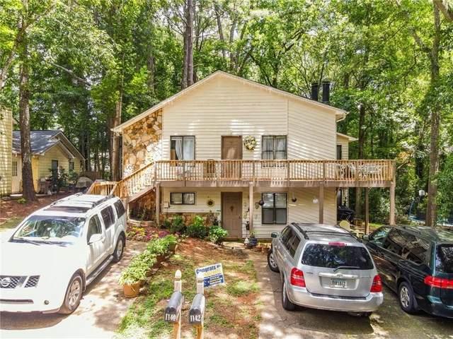 1140 Rappahannock Drive, Alpharetta, GA 30009 (MLS #9022972) :: Cindy's Realty Group