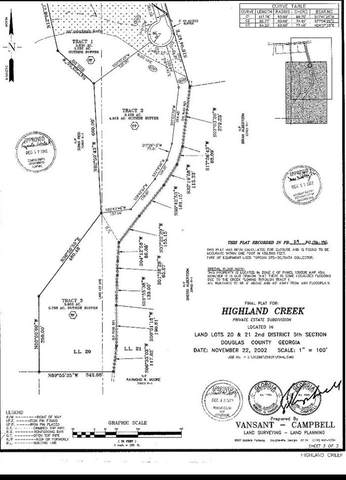 9081 Highland Crk, Winston, GA 30187 (MLS #9022978) :: Maximum One Realtor Partners