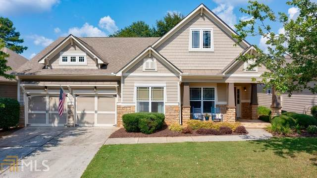 1021 Creekwood, Madison, GA 30650 (MLS #9023052) :: AF Realty Group