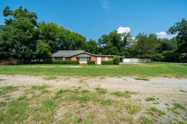 1015 Mlk Jr, Fort Valley, GA 31030 (MLS #9023164) :: Rettro Group