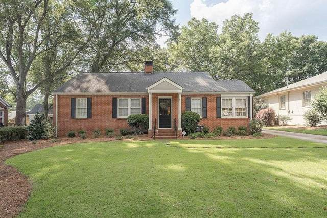 430/4305 5 Milledge Terrace, Athens, GA 30606 (MLS #9023242) :: Anderson & Associates