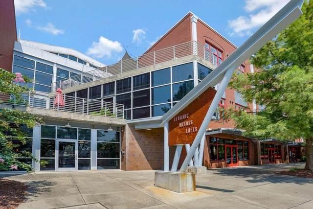 572 Edgewood Avenue NE #216, Atlanta, GA 30312 (MLS #9023715) :: Statesboro Real Estate